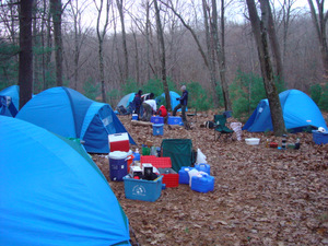 The Tent Site