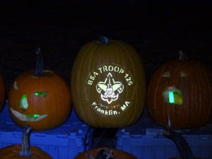 Troop 126 Pumpkin