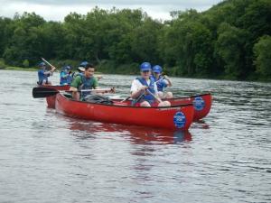 Delaware Water Gap Canoe Trip