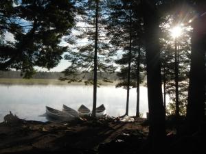 50 Mile Canoe Trip